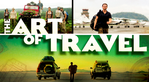 The Art of Travel – Filme